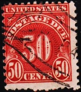 U.S.A. 1931 50c S.G.D709 Fine Used