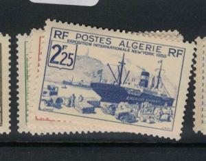 Algeria SC 126-40 MNH (7dqe)
