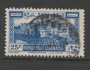 LEBANON 179 VFU 597F-1