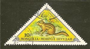 Mongolia     Scott  736          Animal, Fauna       CTO