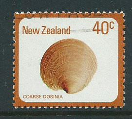 New Zealand SG 1101  Fine Used