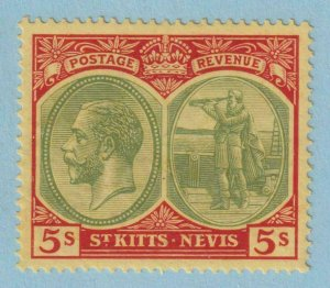 ST KITTS-NEVIS 51  MINT HINGED OG * NO FAULTS EXTRA FINE !