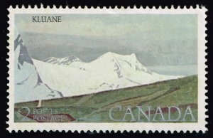 CANADA STAMP 1979 Kluane National Park, Yukon Territory UNUSED NG STAMP