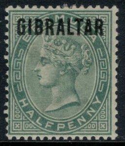 Gibraltar #1*  CV $22.50