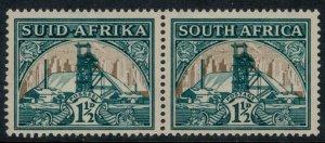 South Africa #51*  gum toned  CV $7.00