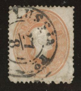 Austria Scott15 Used 1860