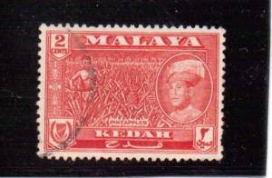 Kedah  Scott#  96  Used