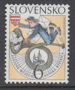 Slovakia 386 MNH VF