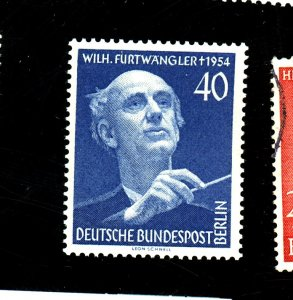 GERMANY #9N115 MINT FVF OG NH Cat $21