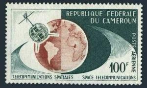 Cameroun C45,MNH-dry gum.Michel 385. Telstar satellite,1963.