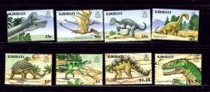 Kiribati 894-901 MNH 2006 Dinosaurs