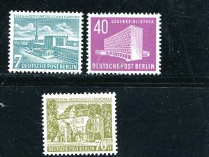 Berlin #9N108-10  Mint VF  NH - Lakeshore Philatelics