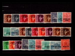India 27 Mint, few faults - C2909