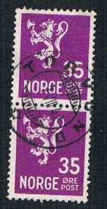 Norway Lion 35 pair - pickastamp (AP100708)