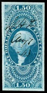 U.S. REV. FIRST ISSUE R78a  Used (ID # 84031)