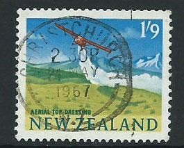 New Zealand SG 795 FU