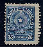 Paraguay Scott # 215, used