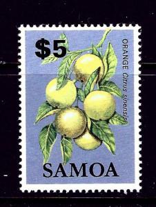 Samoa 618 MNH 1984 issue