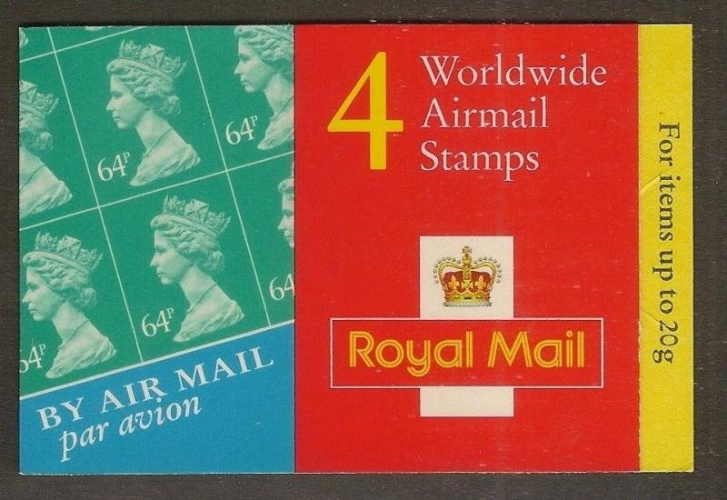 GB 1999 Barcode Booklet GS1 c£9