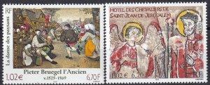 France #2798-9  MNH CV $6.00 (Z5027)