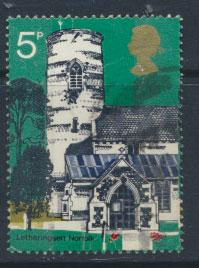 Great Britain SG 906 - Used  Architecture