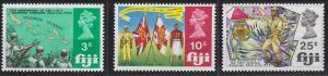 Fiji 277-279 MNH (1969)