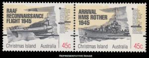 Christmas Islands Scott 373 Mint never hinged.