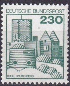 Germany #1242 MNH CV $2.60 (S10693)