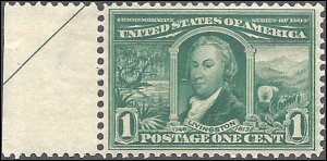 323 Mint,OG,NH... SCV $60.00... VF/XF