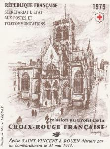 France #B522a Complete Booklet CV $6.00 (SU4034L)