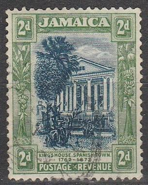 Jamaica #78  F-VF Used  CV $4.50  (A8834)