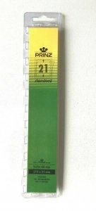 25pcs PRINZ Standard Stamp Strip Mounts Pre Cut Strips (21 x 210mm)