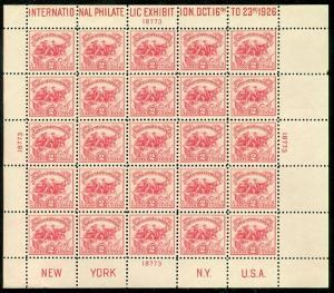 EDW1949SELL : USA 1926 Scott #630 Very Fine, Mint Never Hinged. Fresh & Choice.