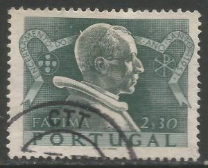 PORTUGAL 734 VFU I736-2