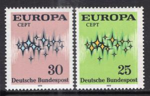 Germany 1089-1090 Europa MNH VF