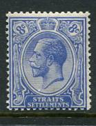 Straits Settlements #157 Mint