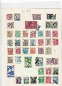 Brazil Stamps  Ref 15617