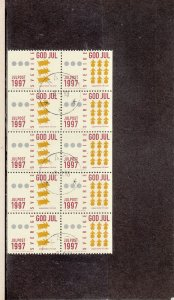 SWEDEN 2258a USED 2019 SCOTT CATALOGUE VALUE $17.00
