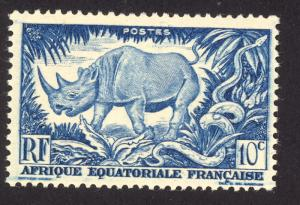 French Equitorial Africa 166 MLH