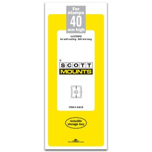 Scott Mount 40 x 240 mm  (Scott 949 Black)