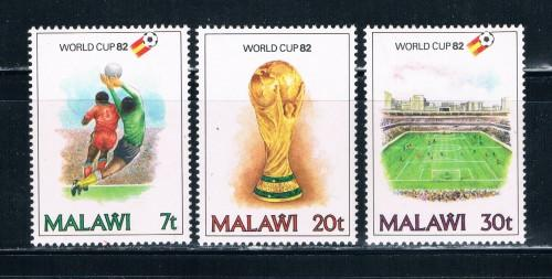 Malawi #402-04 MLH Set World Cup (M0096)