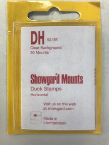 DH Showgard Mounts Clear Background - 30 Mounts