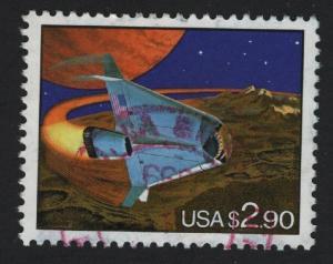 United States USED Scott Number 2543 F-VF  - BARNEYS