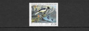BIRDS - MEXICO #2243 MNH