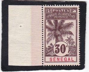 Senegal,  #   65    MNH