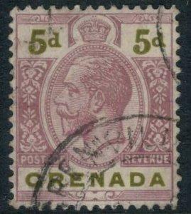 Grenada #102 CV $4.75