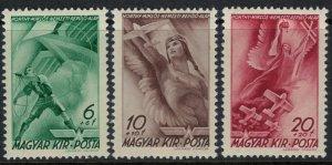 Hungary #B110-2*  CV $3.10
