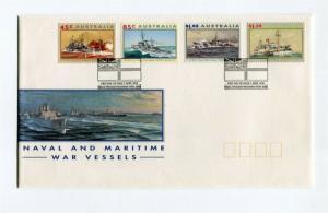 Australian 1993 SHIPS - Great Cover - face $3.45