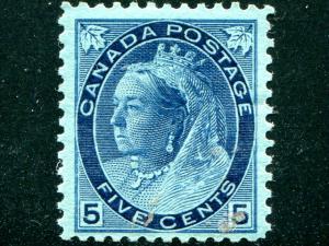 Canada #79  Mint  brilliant color