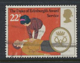 Great Britain SG 1164 - Used - Duke of Edinburgh Award